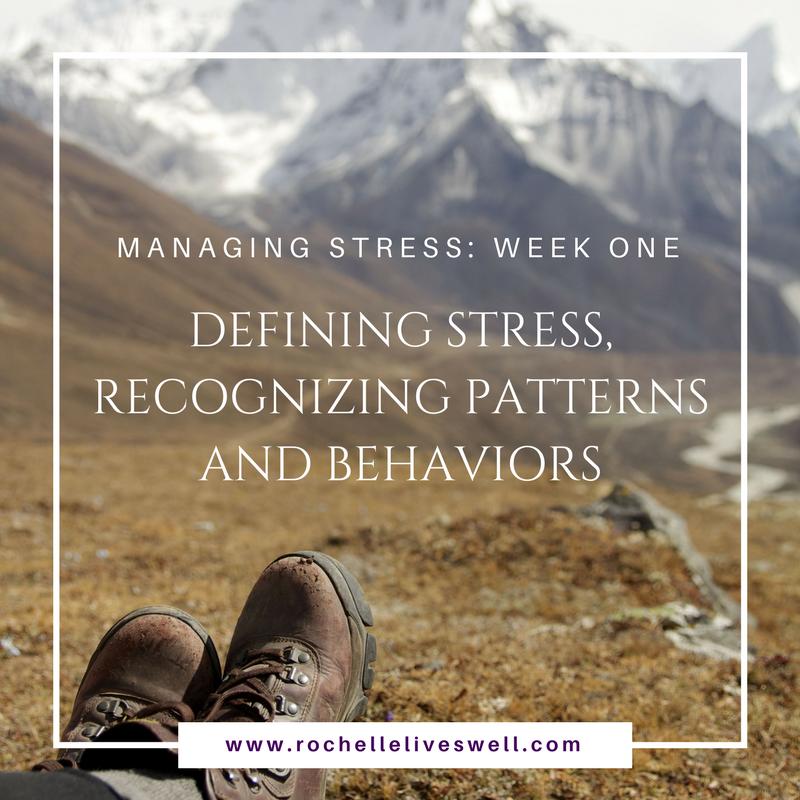 defining stress