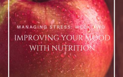 Managing Stress: Week 2